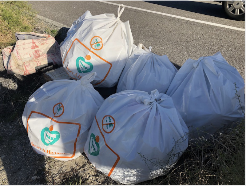 Highway Cleanup January 26 2019 Another Job Well Done